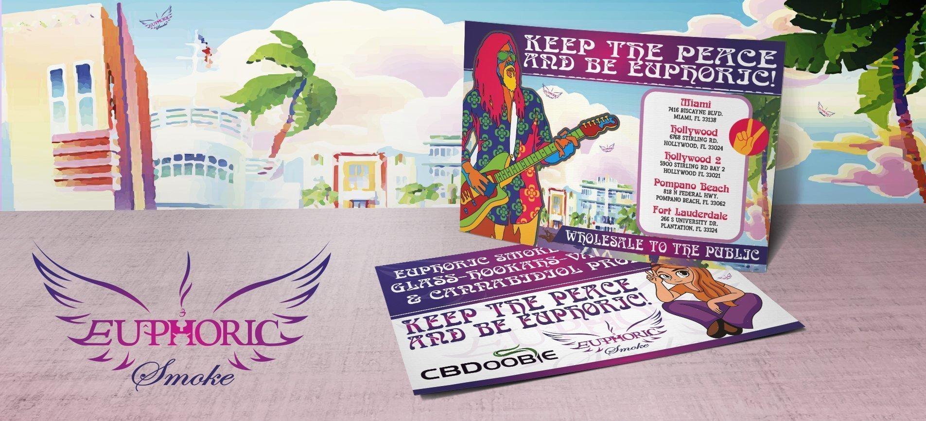 Slider - euphoric postcard