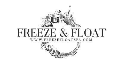 logo - freeze and float